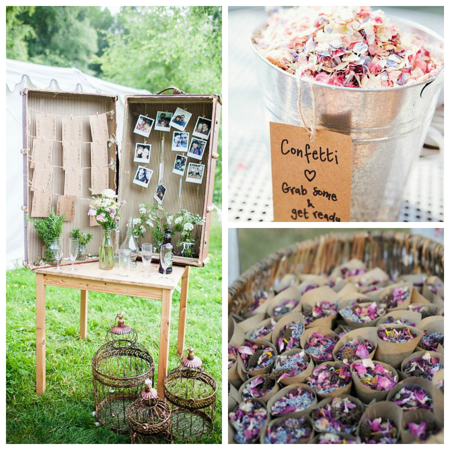 environmentally friendly wedding ideas