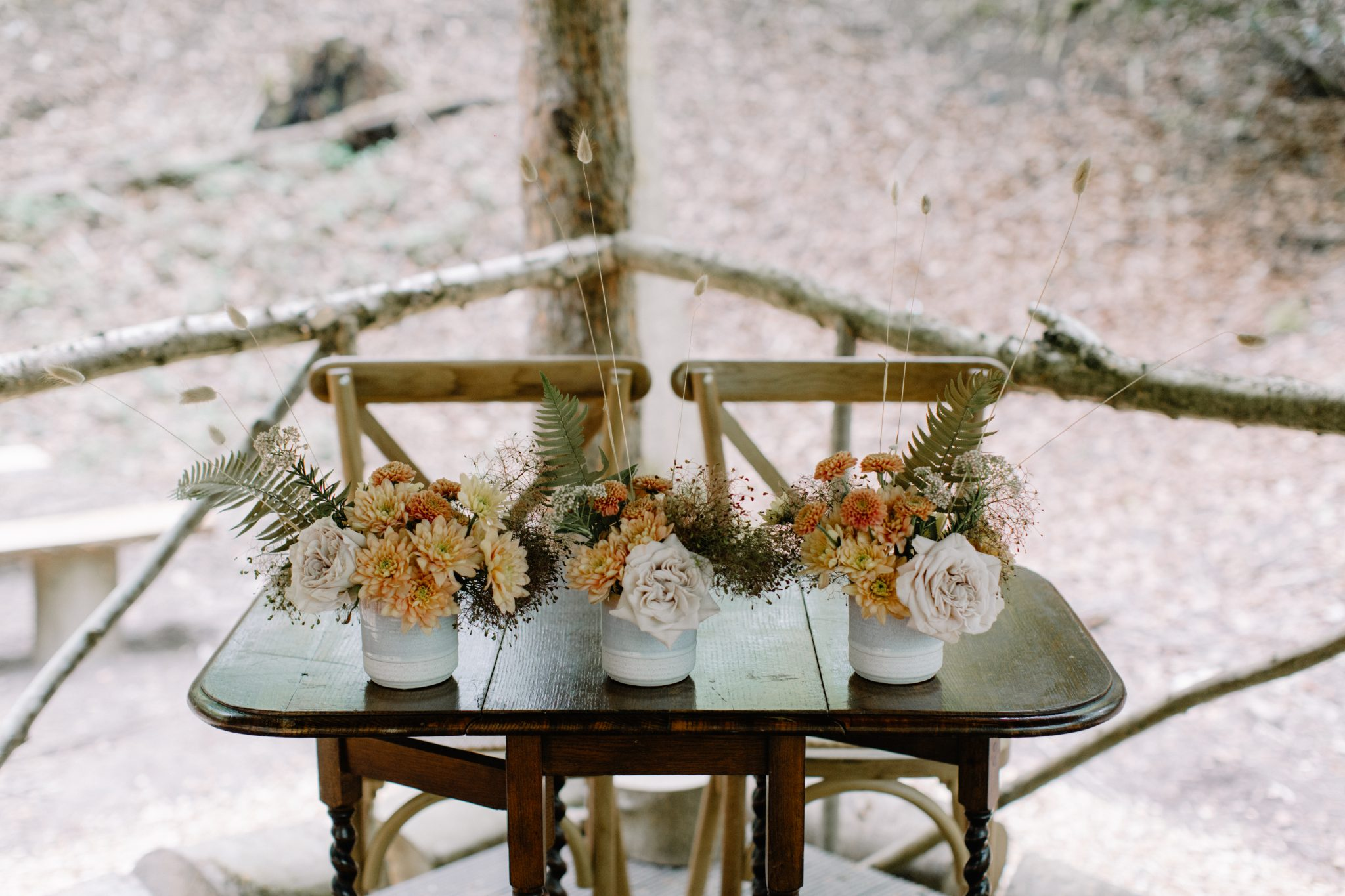tips for woodland weddings and ceremonies