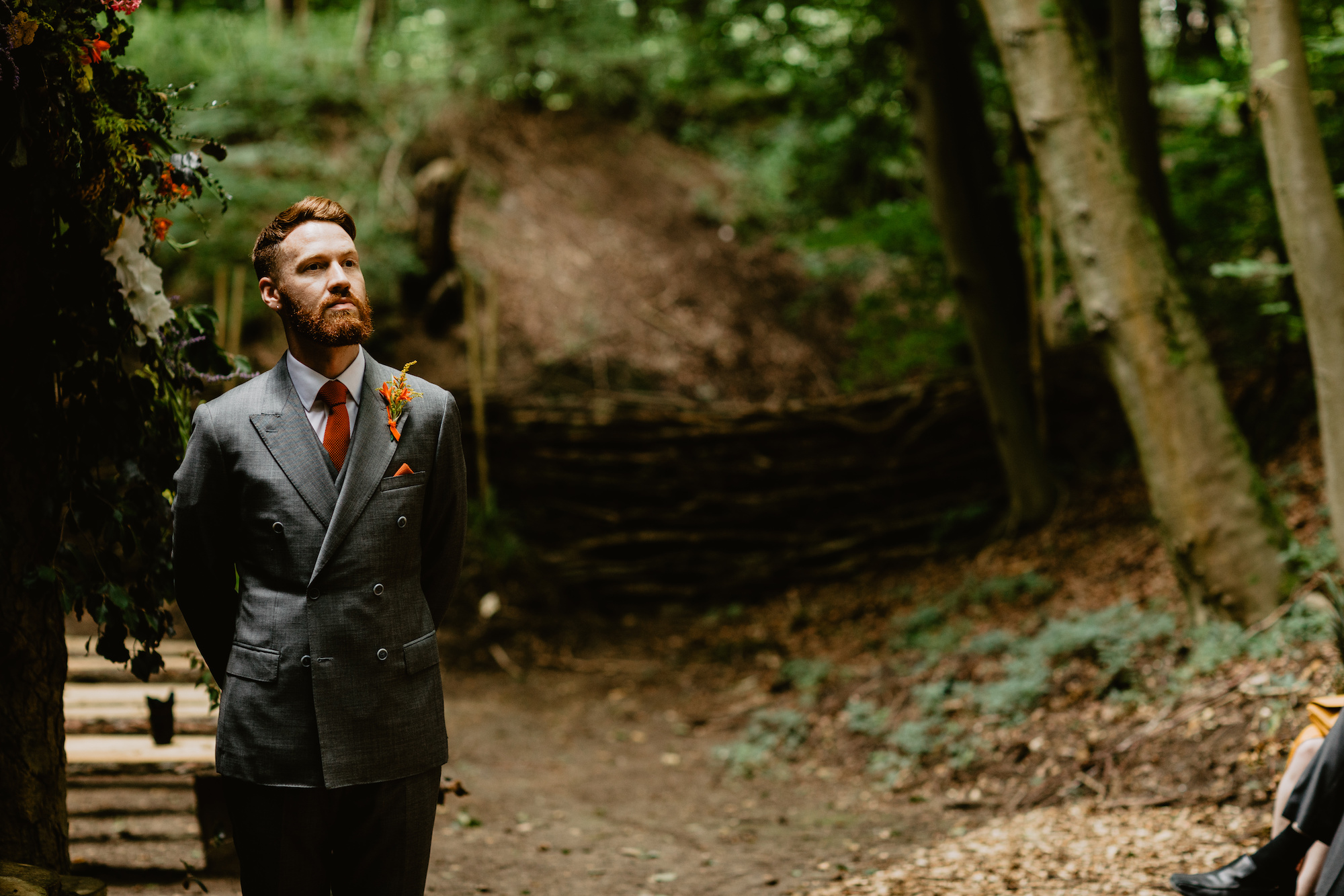 groom at beech dell