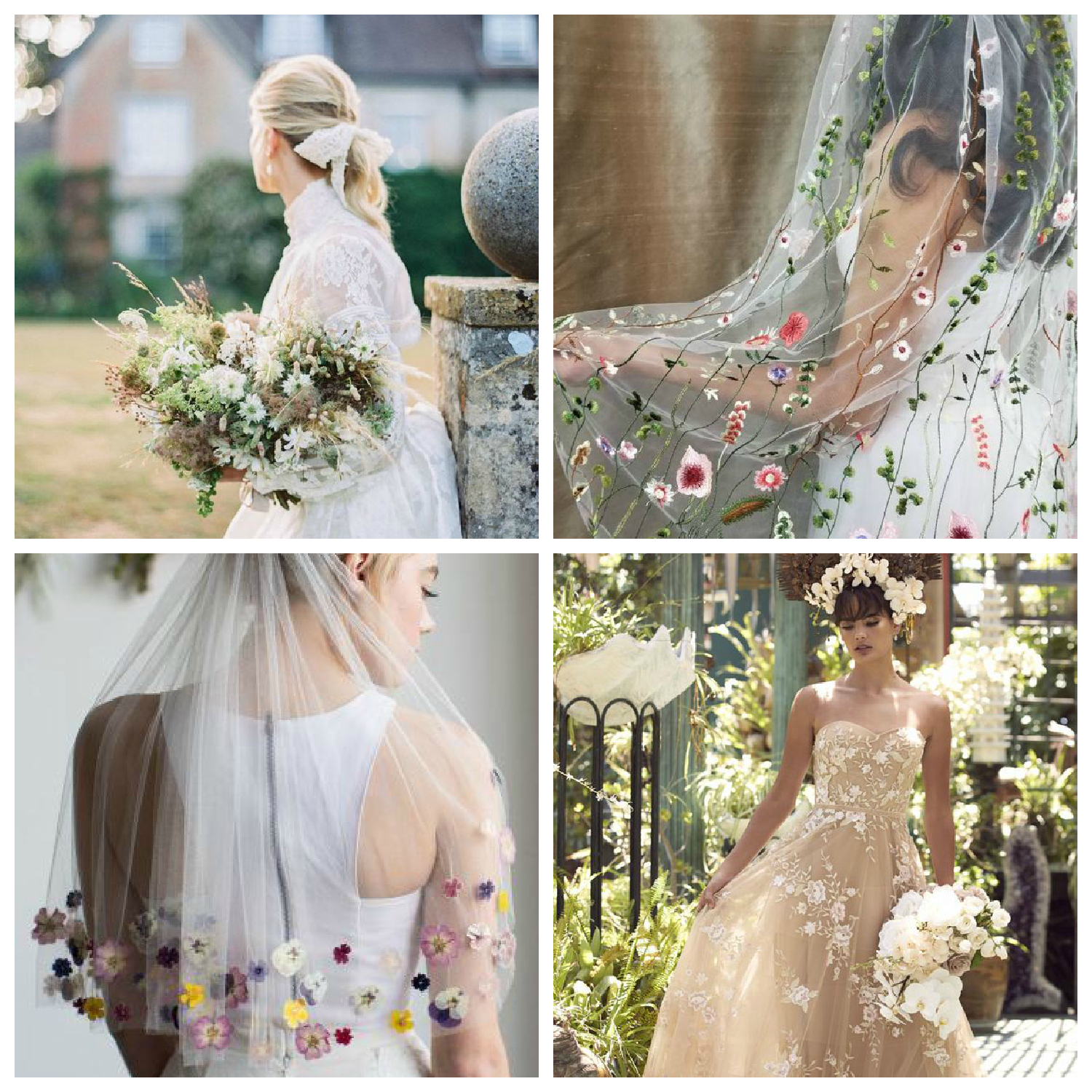 bridal fashion trends 2020